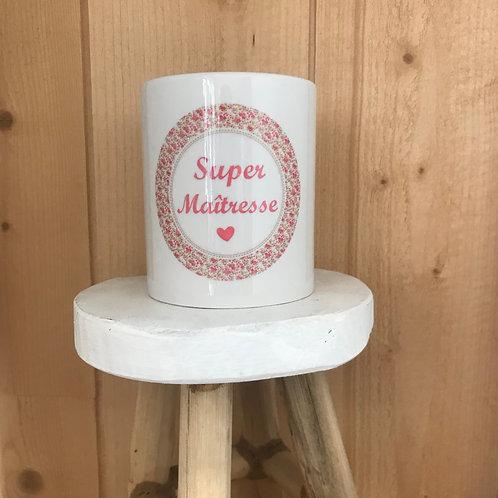 Mug Super Maîtresse