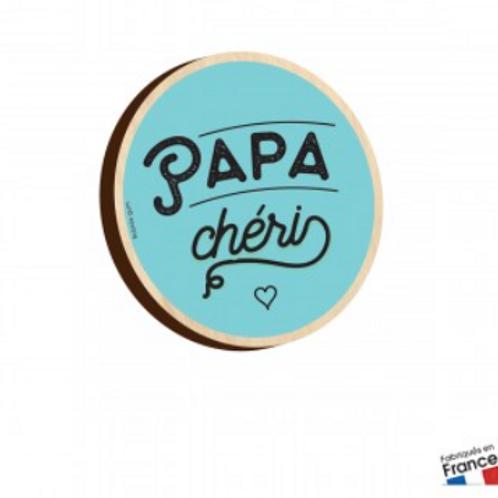 Magnet: Papa chéri