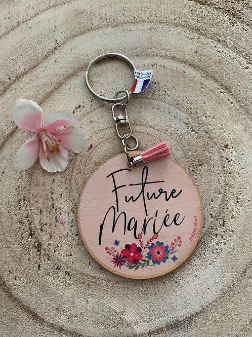 Porte clés: Future Mariée