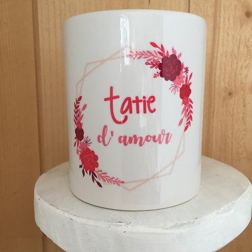 Mug: Tatie d'amour