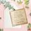 Thumbnail: Carte postale en bois: Surprise Tatie&Tonton