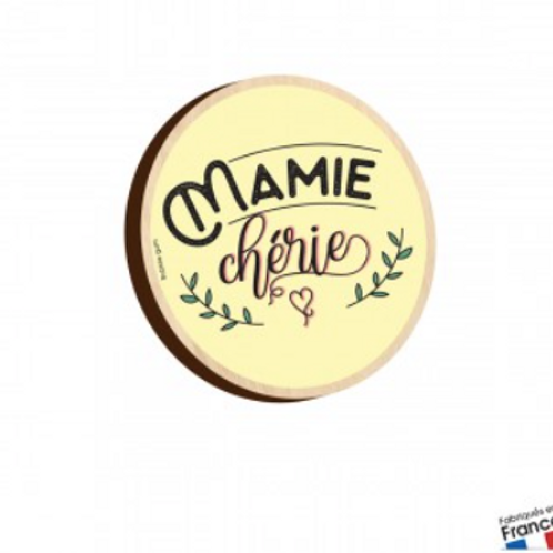 Magnet: Mamie chérie