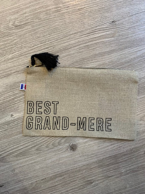 Pochette: Best grand-mère