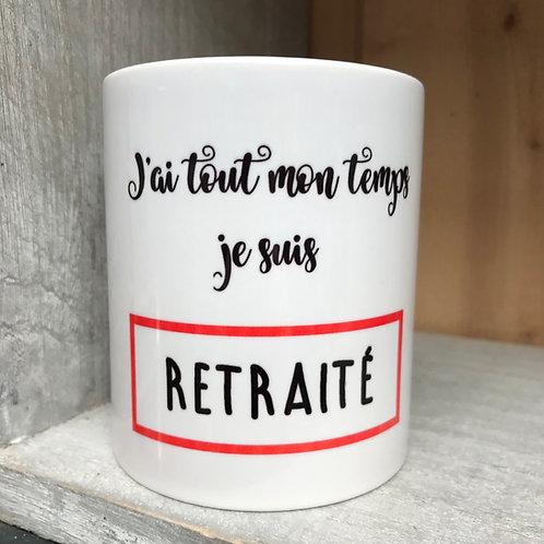 Mug retraité