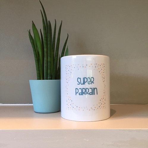 Mug: Super Parrain