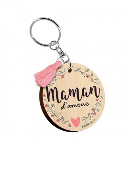 Porte clés: Maman d'amour