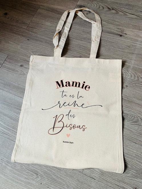 Tot Bag: Mamie bisous