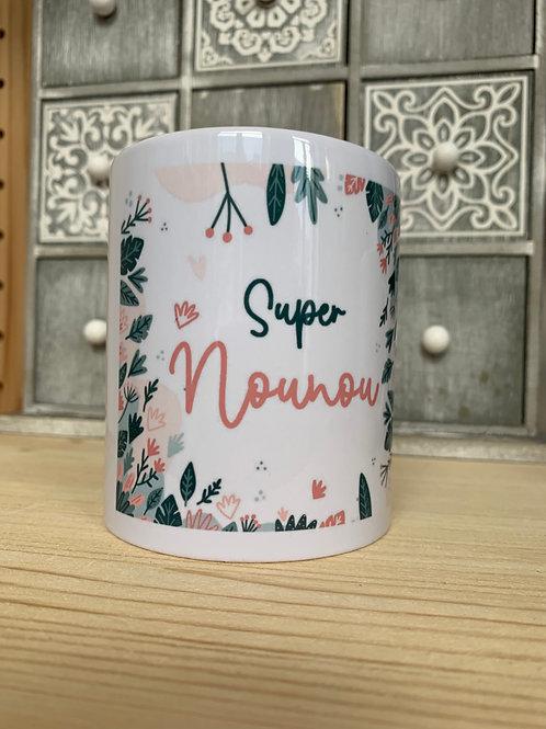 Mug: Super nounou