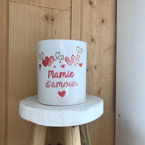 Mug: Mamie d'amour