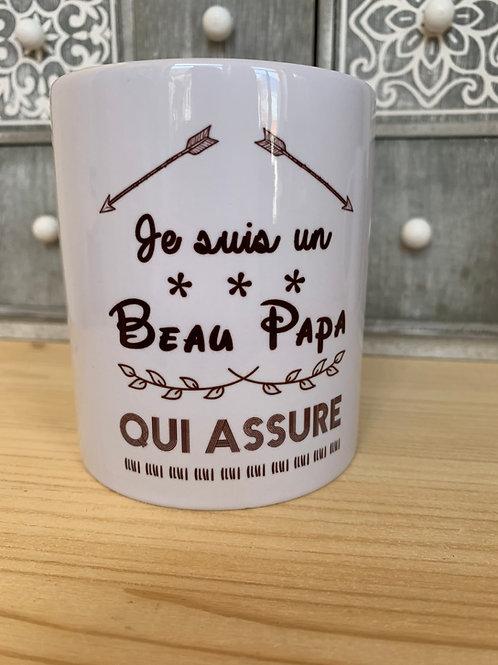 Mug: Beau Papa qui assure