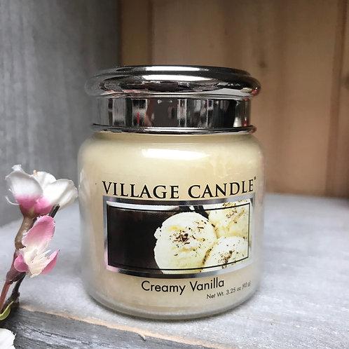 Bougie Crème Vanillé
