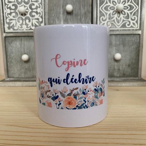 Mug:Copine
