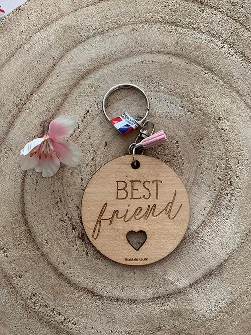 Porte clés: Best Friend
