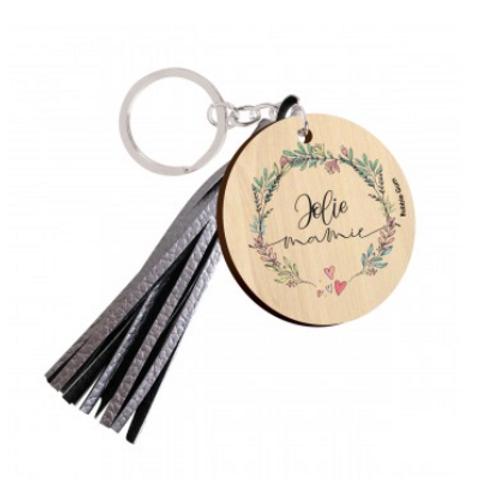 Porte clés: Jolie Mamie
