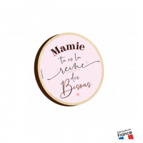Magnet: Mamie bisous