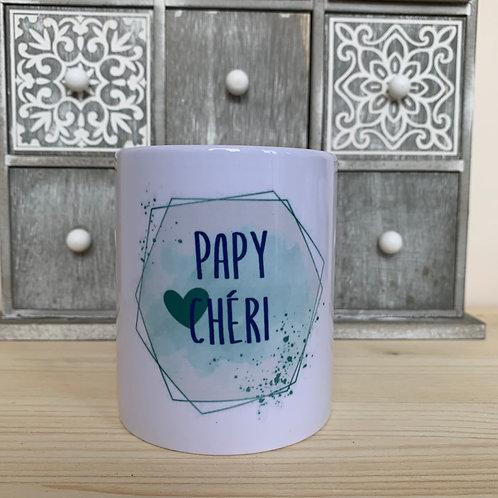 Mug: Papy chéri