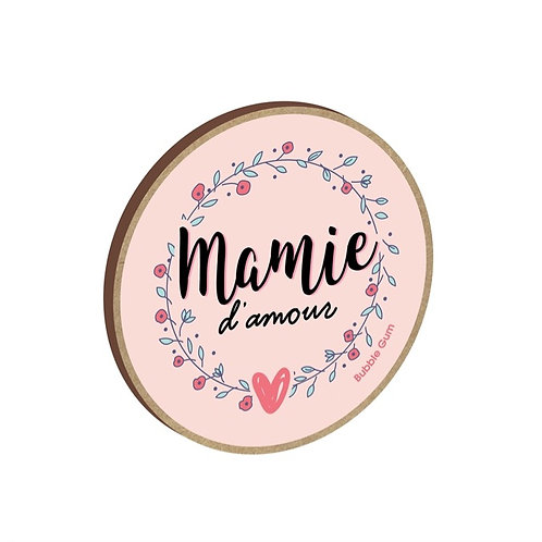 Magnet: Mamie d'amour