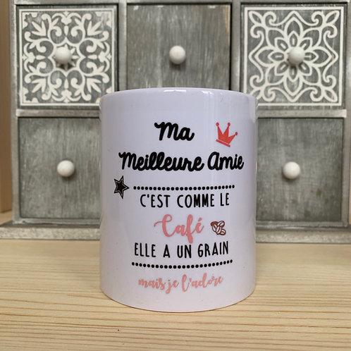 Mug: Ma Meilleure Amie