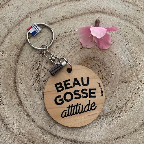 Porte clés:Beau Gosse