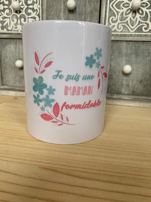 Mug: Maman formidable