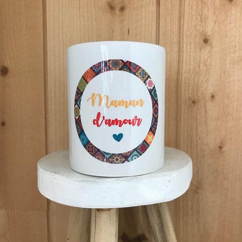 Mug: Maman d'amour