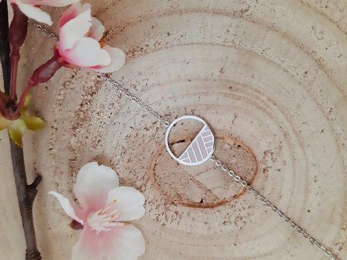 Bracelet émaillé