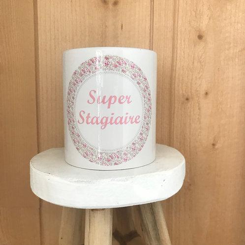 Mug: Super Stagiaire