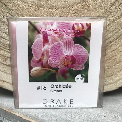 Fondant: Orchidée #16