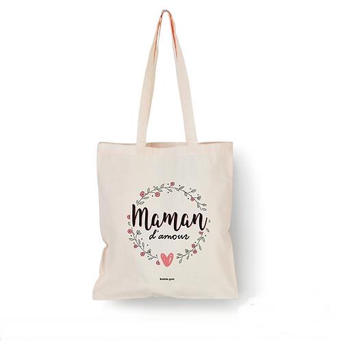 Tot Bag: Maman je t'aime