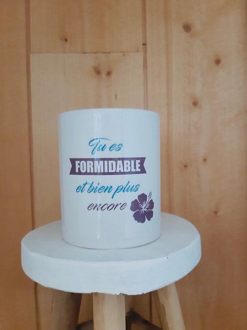 Mug: tu es formidable