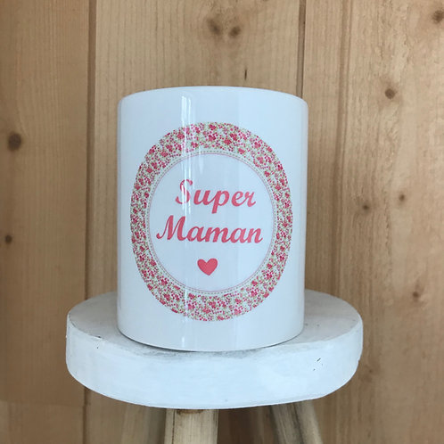Mug: super Maman
