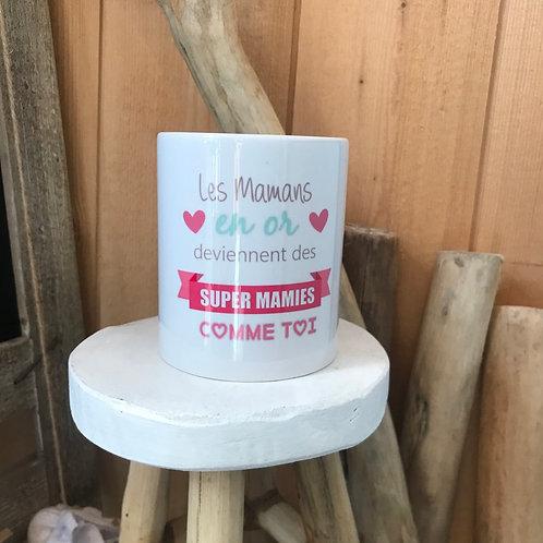 Mug: Les mamans en Or