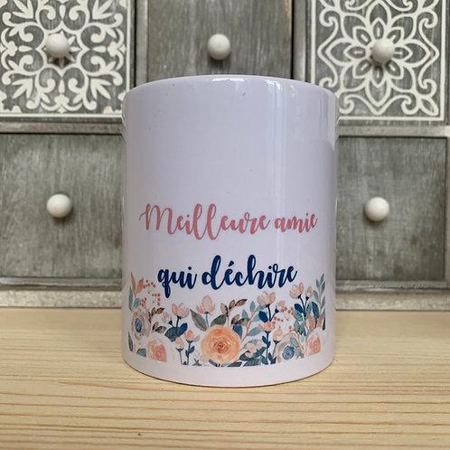 Mug: Meilleure Amie