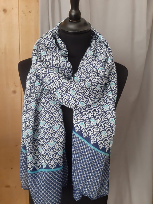 Foulard rectangle