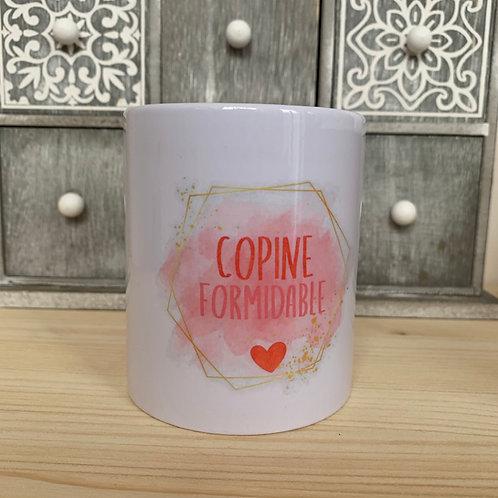 Mug: Copine Formidable