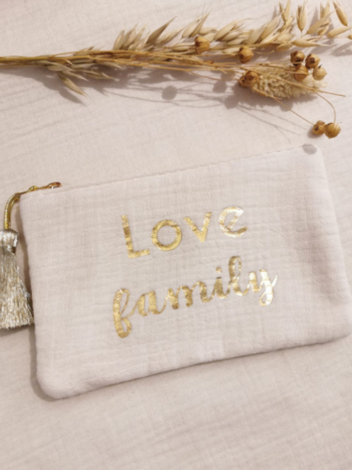Pochette: Love family