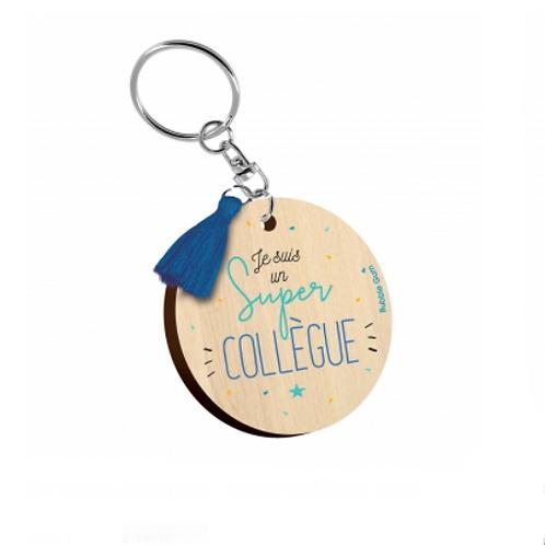 Porte clés: Je suis un super collègue