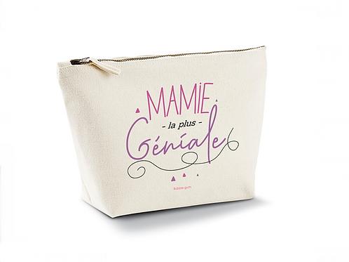 Pochette coton bio: Mamie