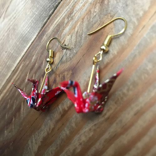 Boucles Origami