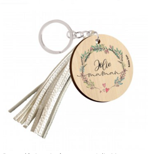 Porte clés: Jolie Maman