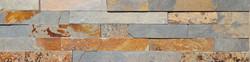 Listón Velvet Multicolor 15x60cm