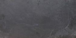Piedra Pizarra Negra 30x60 cm