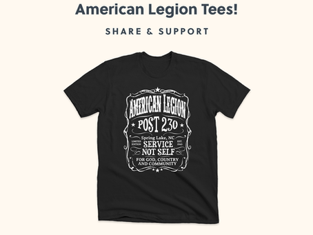 American Legion Service Not Self T-Shirt on Sale Now!