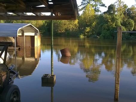 Hurricane Matthew Renovations begin for Post 230