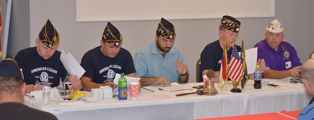 American Legion Post 230 Leadership