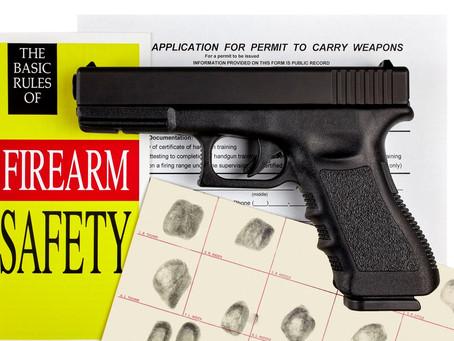 April Carry Handgun Course on 1 April @ 0830