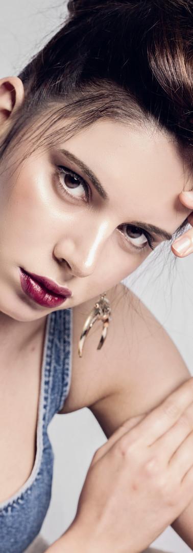 Makeup by Bianca Ribar