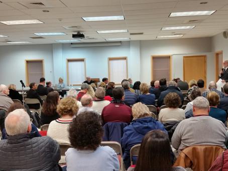 NJ Natural Gas Public Hearing