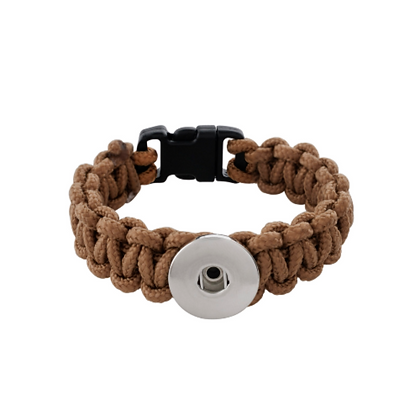 Paracord Bracelet Tan