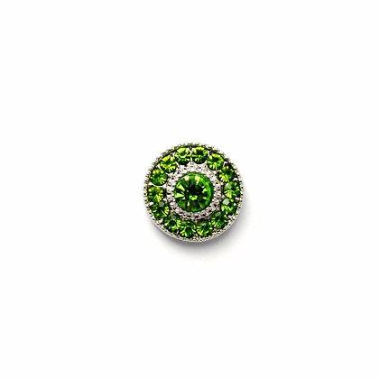Green Crystal Wheel